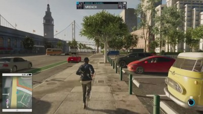 Новые кадры Watch_Dogs2 от Jackfrags