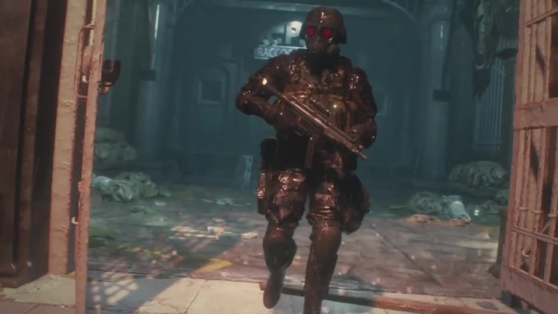 Resident Evil 2 Remake - Геймплей режима 4-ый Выживший за Ханка