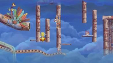 Rayman Origins #3 Неудачи РЯДОМ