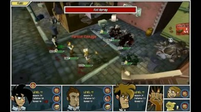 """Penny Arcade Game """"Fight Gameplay"""""""