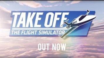 Состоялся релиз авиасимулятора Take Off - The Flight Simulator