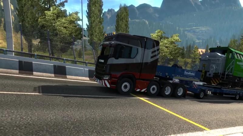 Euro Truck Simulator 2 - Выбор трансмиссии [часть 2]