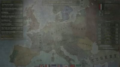 "Hearts of Iron 3: Semper Fi ""Debut Teaser"""