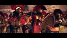 "Total War: Rome 2 Wrath of Sparta ""Релизный трейлер"""
