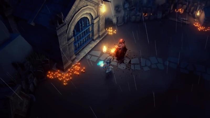 Трейлер Fall of Light: Darkest Edition