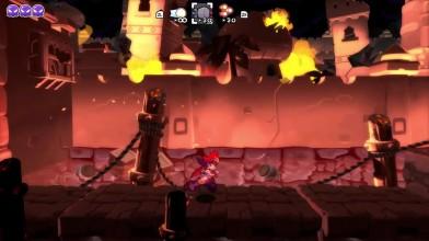 Shantae: Half Genie Hero - Pirate Queen's Quest - геймплейное видео DLC-кампании за Risky Boots