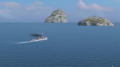 World of Warships Blitz: Линкор Warspite