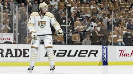 Первые оценки NHL 07