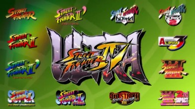 Street Fighter - 30-я юбилейная коллекция