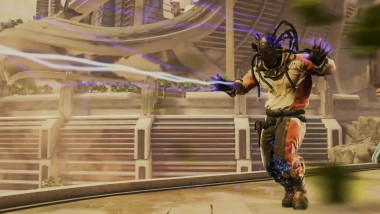 "LawBreakers ""Играй за Титана"""