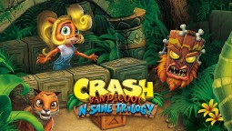Crash Bandicoot N. Sane Trilogy заглянет на Nintendo Switch?
