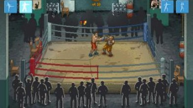 Punch Club вскоре выйдет на PS4 и Xbox One