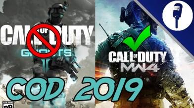 Call of Duty - MW4 с ремастером кампании MW2 и баттл-роялем (Слух)