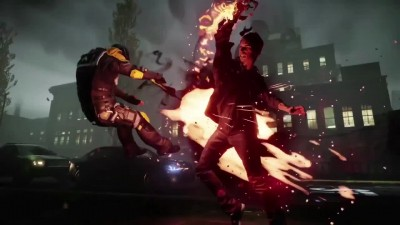 "inFamous: Second Son ""ТВ трейлер"""