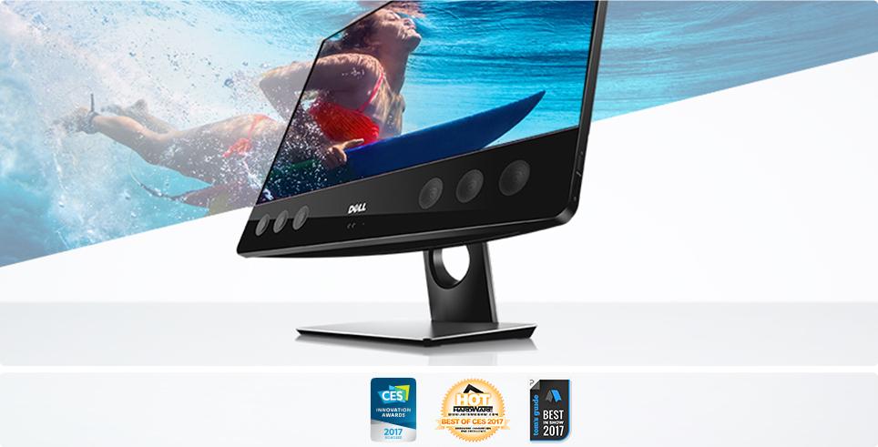 Dell представила моноблок споддержкой VR-устройств