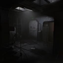 Художник выразил любовь к Resident Evil 4, перенеся локацию с Регенератором на движок Unreal Engine 5