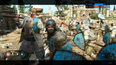 For Honor на | Core 2 Duo E8400 | GTS 450 | 4GB RAM
