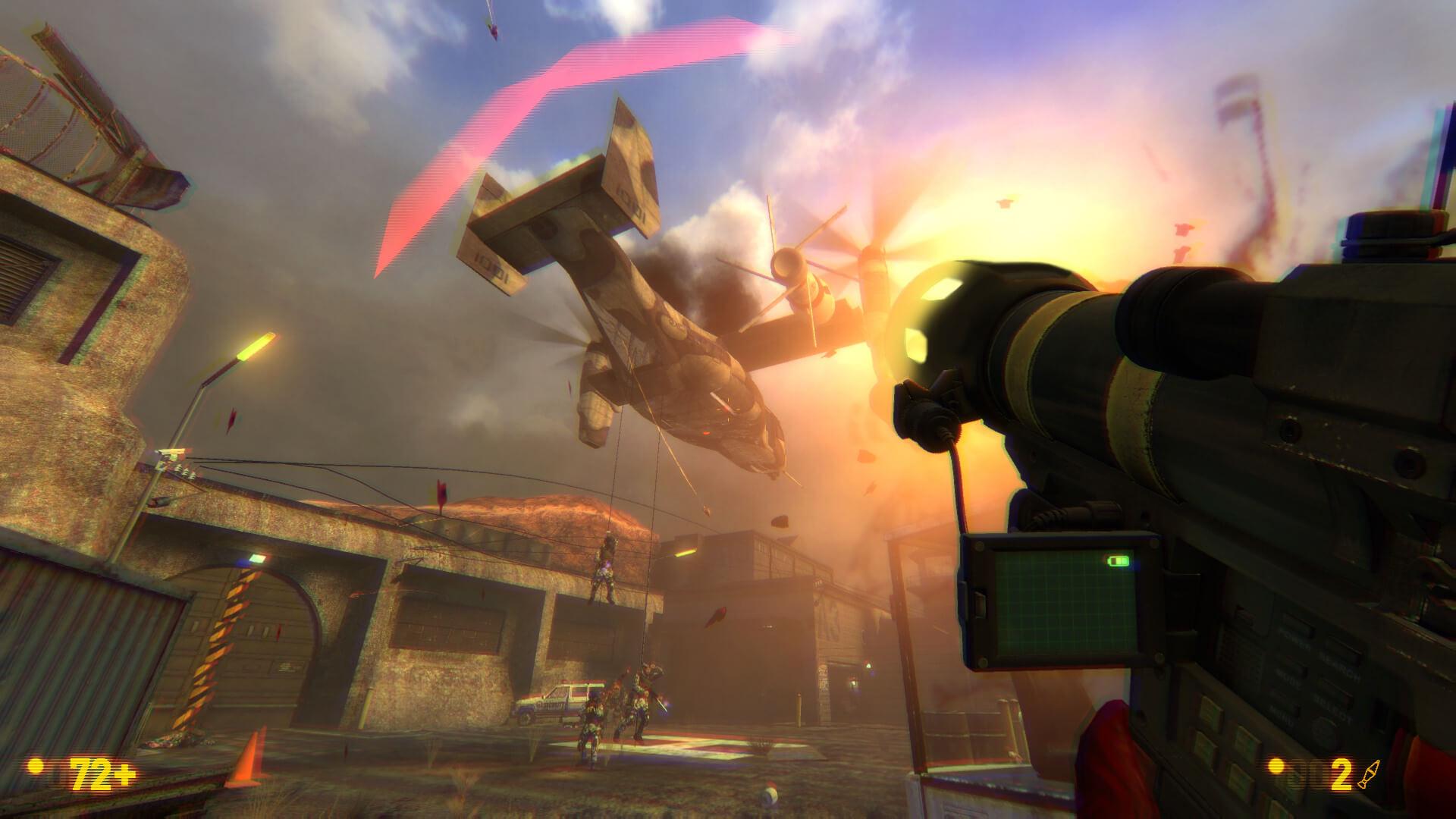 Новое обновление Black Mesa корректирует HECU, исправляет ошибки и улучшает стабильность