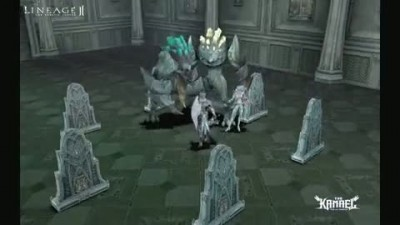 "Lineage II: Chaotic Throne "" Kamael Battle Trailer """
