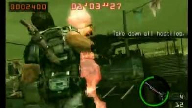 """Resident Evil: The Mercenaries 3D """"Геймплей #2"""""""