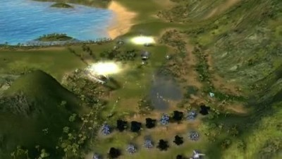 "Supreme Commander: Forged Alliance ""E3 2007 Trailer"""