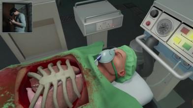 Расслабься, я знаю, что делаю! [HTC Vive]  Surgeon Simulator ER [BlackSilverUFA]