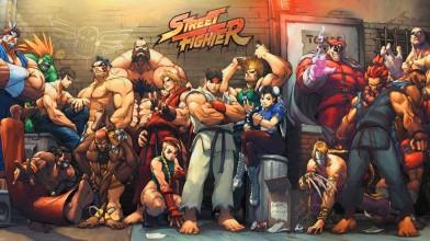 Взгляните на персонажей Street Fighter в Диснеевской стилистике