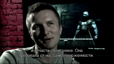 "The Witcher ""Creator Interviews - Сюжет"""