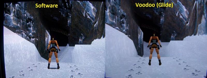 Графика в играх с видеокартами Voodoo считалась феноменальной по меркам 1990-х