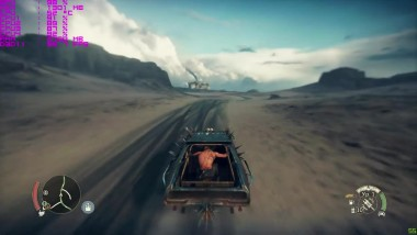 Mad Max - Intel Q6600 - Asus GTX950 OC 2gb - тест на FPS