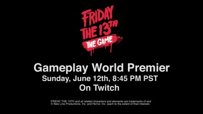 E3 2016: Тизер Friday the 13th: The Game