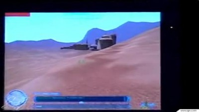 Star Wars Galaxies - E3 video