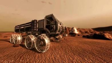 "Take On Mars ""Трейлер E3 2015"""