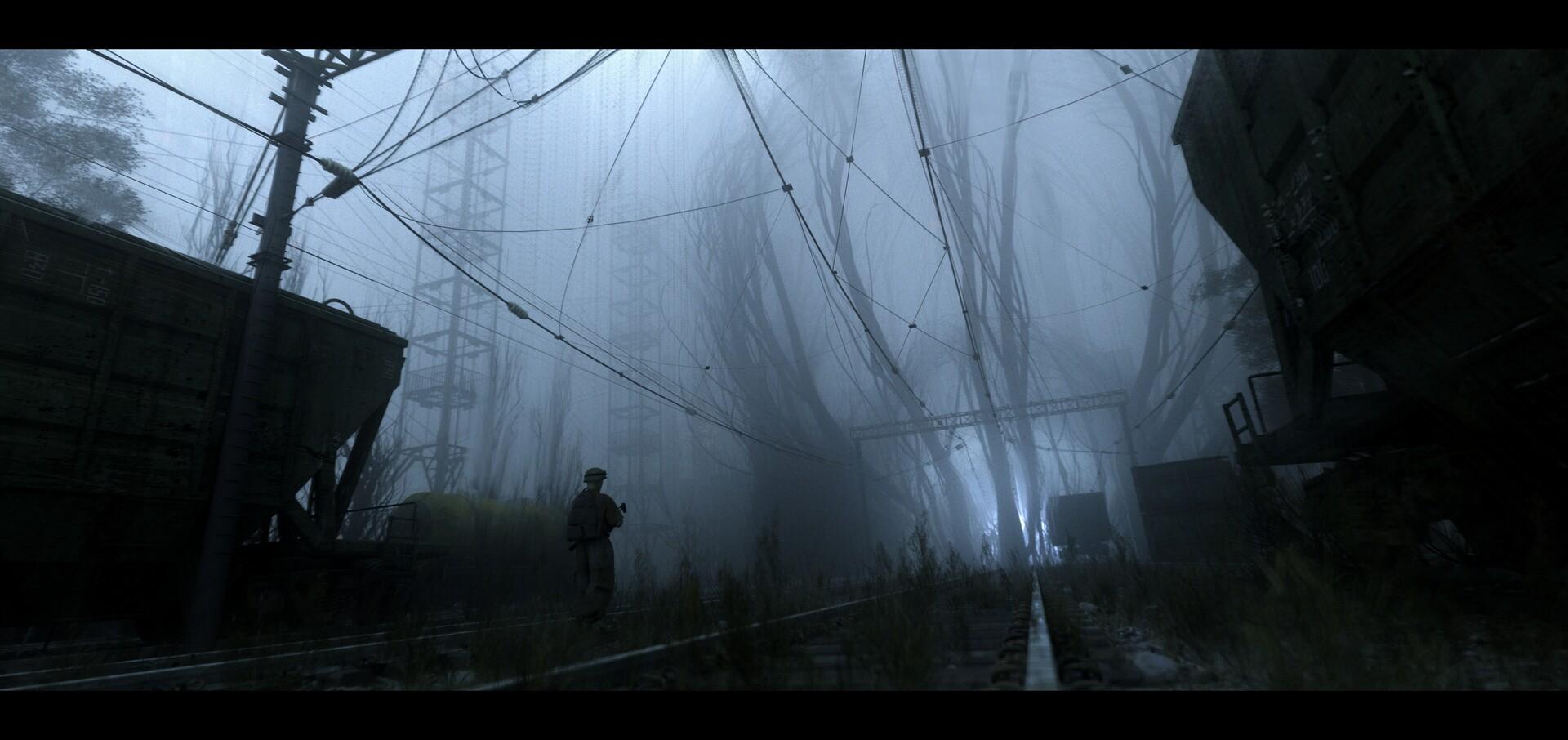 Слух: новый скриншот из S.T.A.L.K.E.R. 2