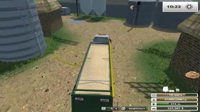Farming Simulator 2013 (S3) Vojvodina. #23 - Вывозные работы