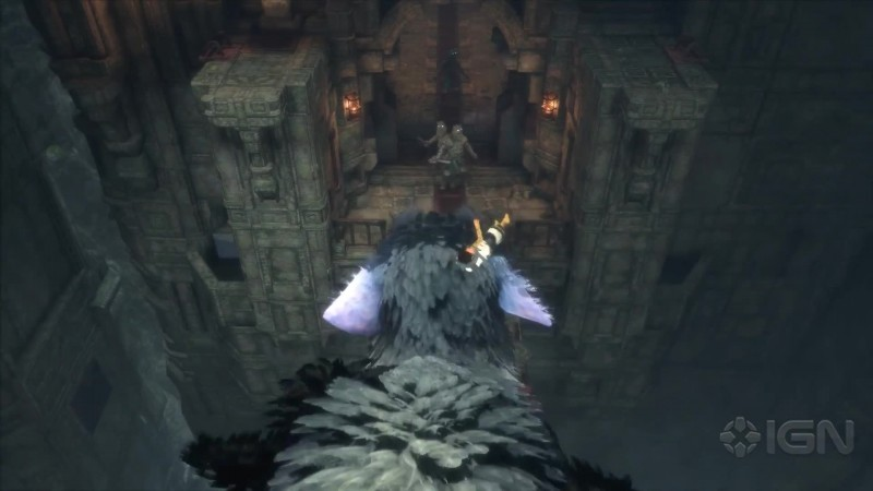 The Last Guardian: Trico To The Rescue. Геймплей