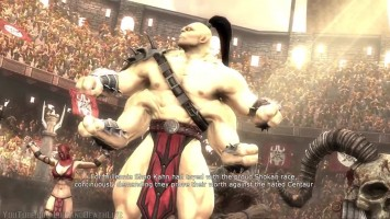 Mortal Kombat 9 - Goro, Kintaro and Shao Kahn Endings