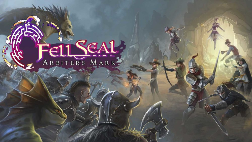 Тактическая ролевая игра Fell Seal: Arbiter's Mark скоро покинет ранний доступ