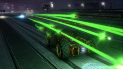 Grip - трейлер с датой релиза на PS4