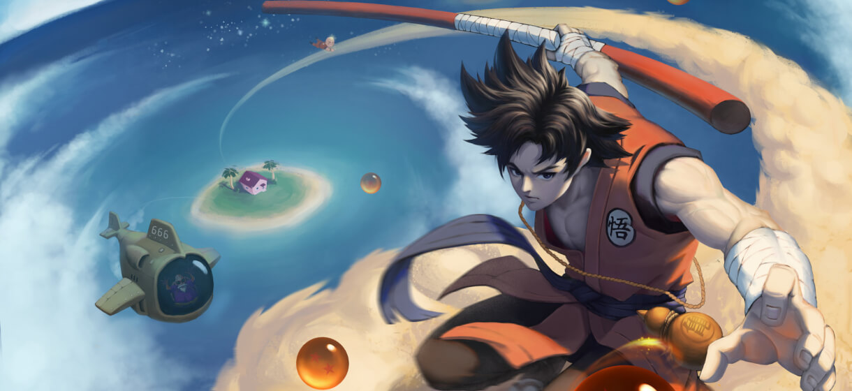 5 отличных и не очень игр по Dragon Ball