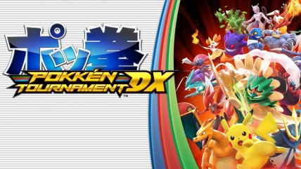 Оценки Pokken Tournament DX