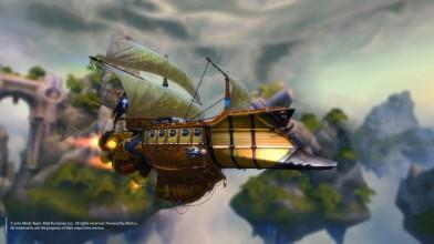Пираты. Аллоды Онлайн - Небесный капитан и его команда