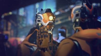 Stellaris - Созерцательный ролик к трехлетию игры - Русский трейлер