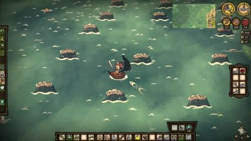 DON'T STARVE SHIPWRECKED: Открыли Уилбура