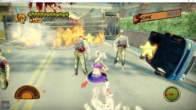 Lollipop Chainsaw - пример эмуляции PS3 версии