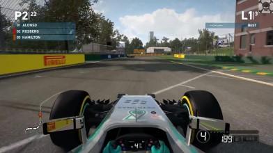 """F1 2014 """"26 минут геймплея"""""""