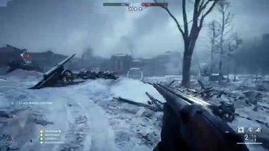Первый геймплей с карты Царицын из дополнения In the Name of the Tsar для Battlefield 1
