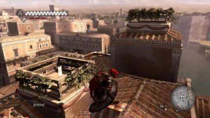 "Assassin's Creed: Brotherhood ""Гайд по сбору флагов Борджиа"""