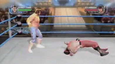 "WWE All Stars ""Honky Tonk Man Finishing Move Trailer"""