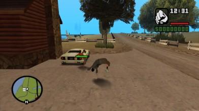 Multi Theft Auto - Вышла кастомная анимация для мультиплеера GTA SA